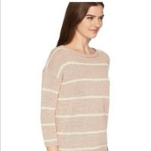 Cute dusty pink Revolve BB Dakota Sweater